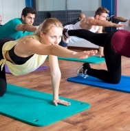 Core Exercise & Pilates--